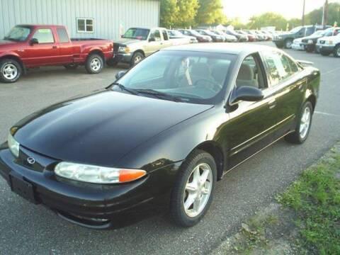 1999 Oldsmobile Alero for sale at Dales Auto Sales in Hutchinson MN