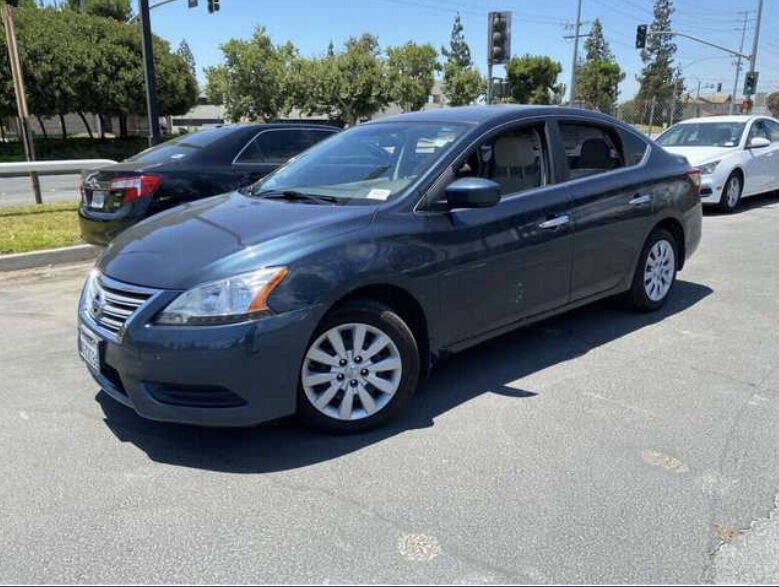 2014 Nissan Sentra for sale at Aria Auto Sales in El Cajon CA