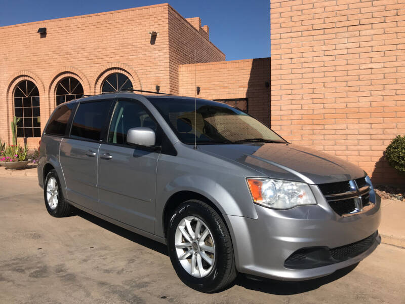 2014 Dodge Grand Caravan for sale at Freedom  Automotive in Sierra Vista AZ