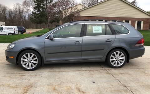 2011 Volkswagen Jetta for sale at Renaissance Auto Network in Warrensville Heights OH
