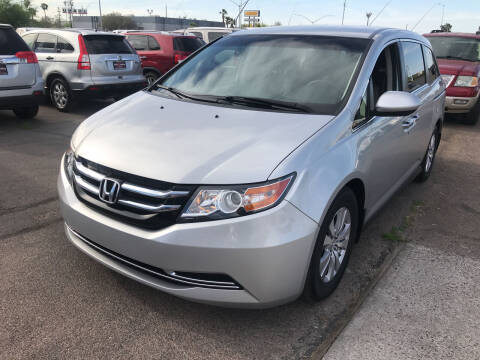 2014 Honda Odyssey for sale at Town and Country Motors in Mesa AZ