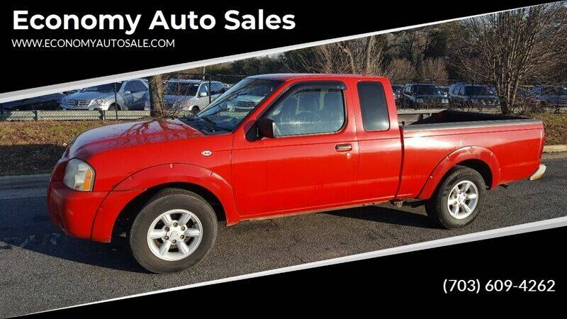 2003 Nissan Frontier for sale at Economy Auto Sales in Dumfries VA