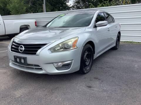 2013 Nissan Altima for sale at Auto Plan in La Porte TX