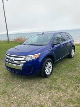 2013 Ford Edge for sale at Hines Auto Sales in Marlette MI