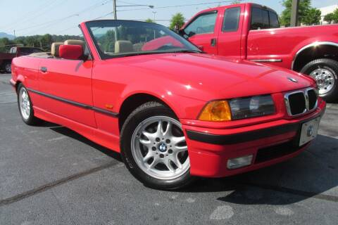1999 BMW 3 Series for sale at Tilleys Auto Sales in Wilkesboro NC
