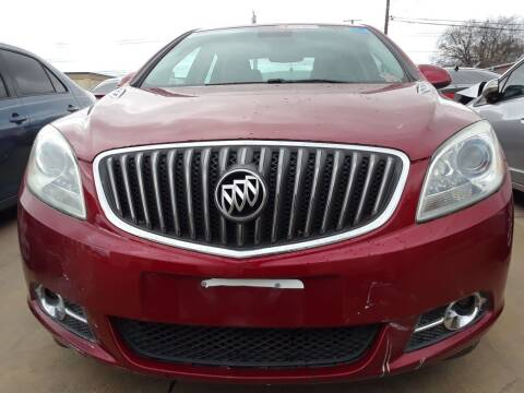 2013 Buick Verano for sale at Auto Haus Imports in Grand Prairie TX