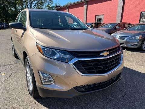 2019 Chevrolet Equinox for sale at John Warne Motors in Canonsburg PA