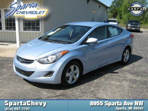 2013 Hyundai Elantra for sale at Cedar Car Co in Cedar Springs MI