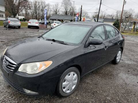 2010 Hyundai Elantra for sale at Johnsons Car Sales in Richmond IN