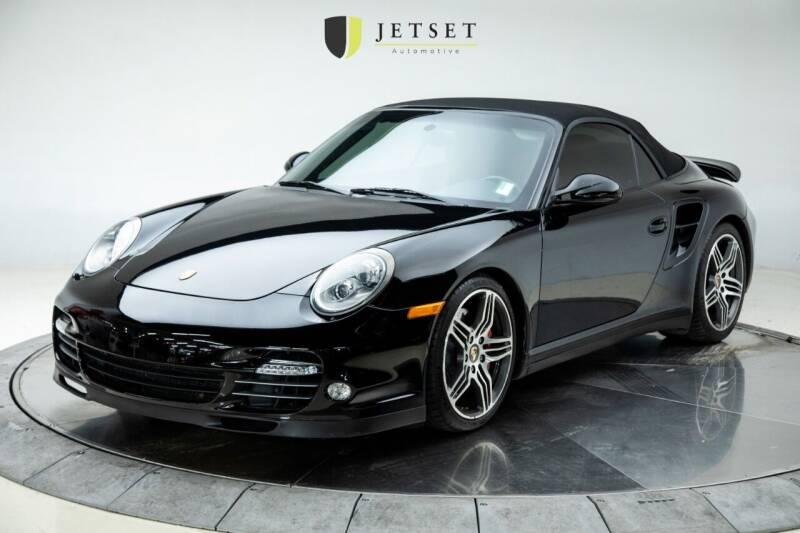2010 Porsche 911 for sale at Jetset Automotive in Cedar Rapids IA