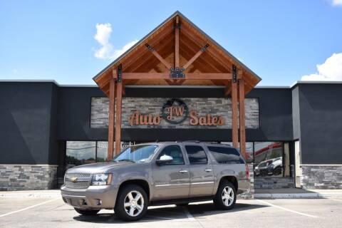 2013 Chevrolet Suburban for sale at JW Auto Sales LLC in Harrisonburg VA