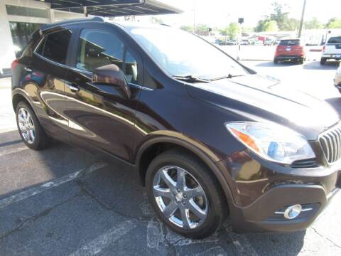 2013 Buick Encore for sale at Maluda Auto Sales in Valdosta GA