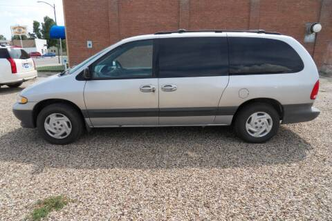 2000 Dodge Grand Caravan for sale at Paris Fisher Auto Sales Inc. in Chadron NE
