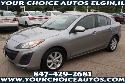 2011 Mazda MAZDA3 for sale at Your Choice Autos - Elgin in Elgin IL