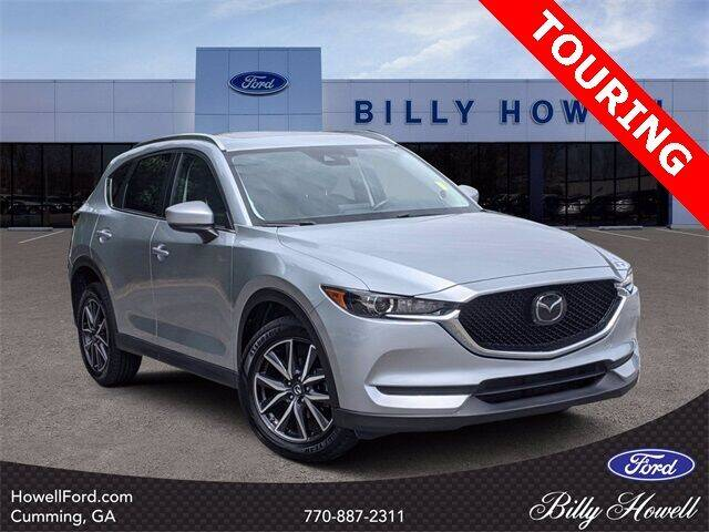 2018 Mazda CX-5 for sale at BILLY HOWELL FORD LINCOLN in Cumming GA