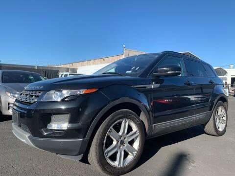 2012 Land Rover Range Rover Evoque for sale at Auto Center Of Las Vegas in Las Vegas NV