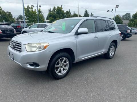 2008 Toyota Highlander for sale at Vista Auto Sales in Lakewood WA