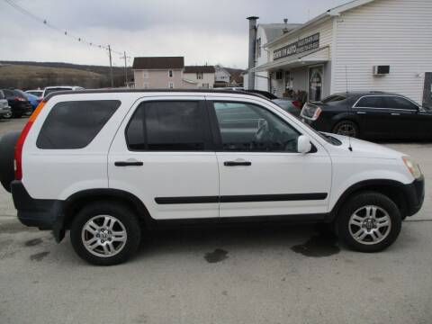 2003 Honda CR-V for sale at ROUTE 119 AUTO SALES & SVC in Homer City PA