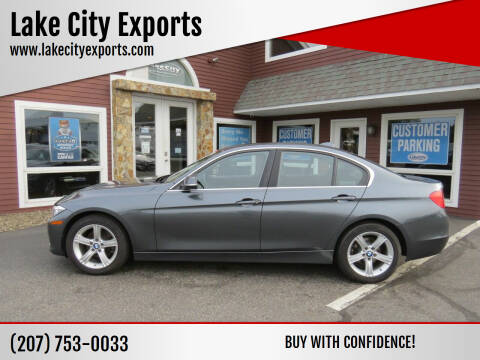 2015 BMW 3 Series for sale at Lake City Exports in Auburn ME