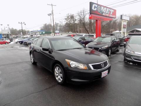 2010 Honda Accord for sale at Comet Auto Sales in Manchester NH