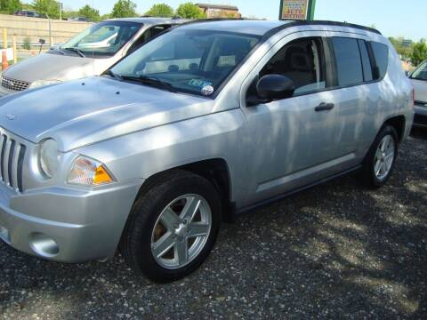 2007 Jeep Compass for sale at Branch Avenue Auto Auction in Clinton MD