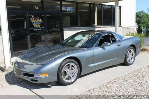 2004 Chevrolet Corvette for sale at Corvette Mike New England in Carver MA