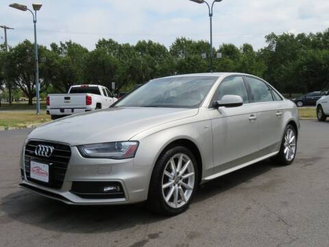 2014 Audi A4 for sale at Low Cost Cars North in Whitehall OH
