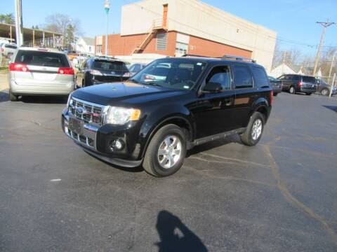 2012 Ford Escape for sale at Riverside Motor Company in Fenton MO