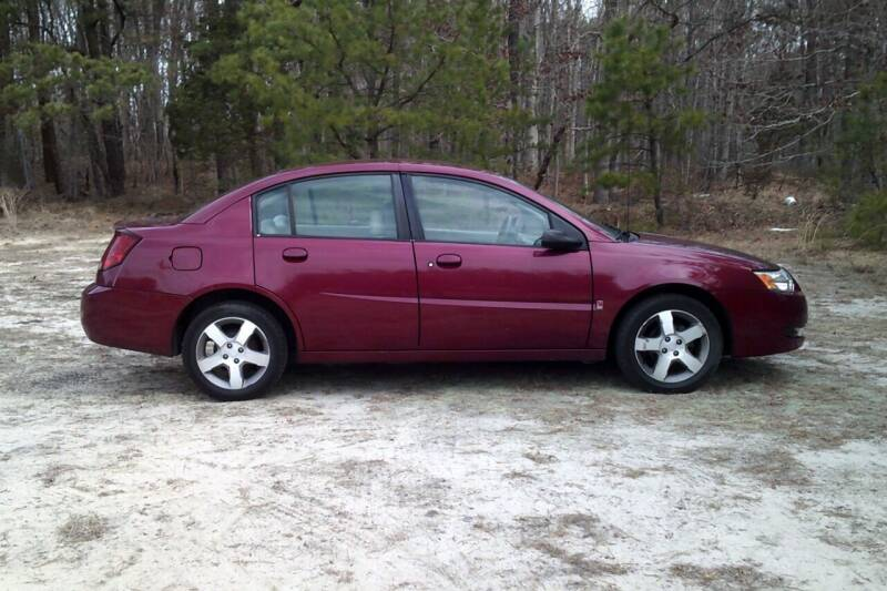 2007 Saturn Ion for sale at MIKE B CARS LTD in Hammonton NJ