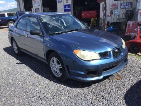 2007 Subaru Impreza for sale at Troys Auto Sales in Dornsife PA