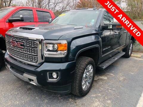 2018 GMC Sierra 2500HD for sale at Brandon Reeves Auto World in Monroe NC