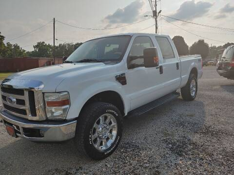2008 Ford F-250 Super Duty for sale at VAUGHN'S USED CARS in Guin AL