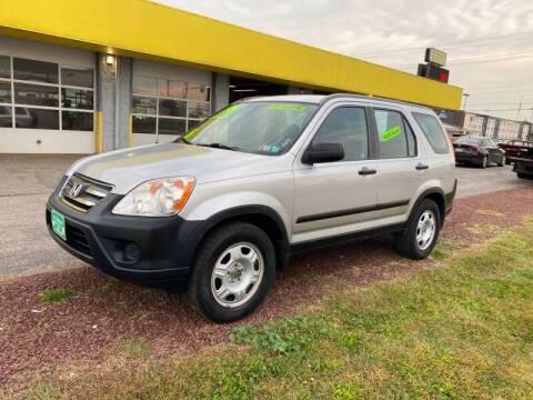 2006 Honda CR-V for sale at McNamara Auto Sales - Kenneth Road Lot in York PA