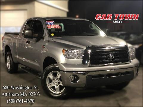 2008 Toyota Tundra for sale at Car Town USA in Attleboro MA