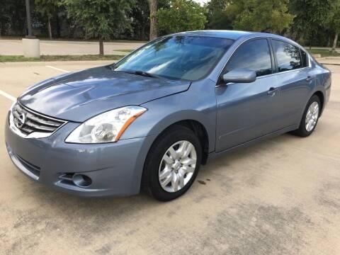 2012 Nissan Altima for sale at Safe Trip Auto Sales in Dallas TX