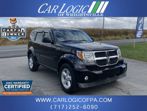 2009 Dodge Nitro for sale at Car Logic in Wrightsville PA