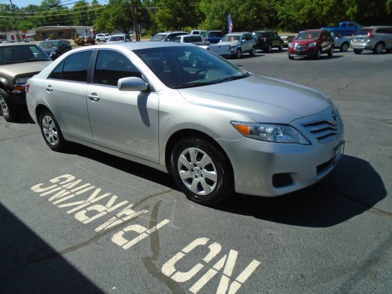 2011 Toyota Camry for sale at PIEDMONT CUSTOM CONVERSIONS USED CARS in Danville VA