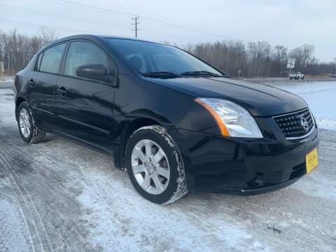 2007 Nissan Sentra for sale at Sunshine Auto Sales in Menasha WI