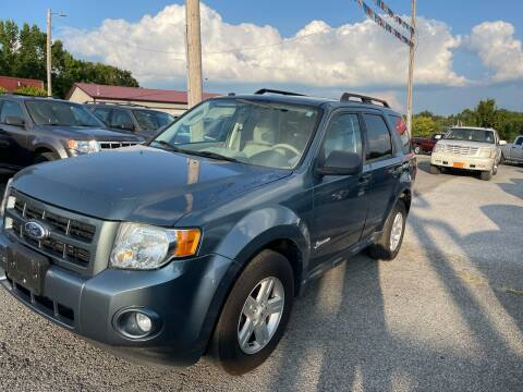 2010 Ford Escape Hybrid for sale at Best Buy Auto Sales in Murphysboro IL