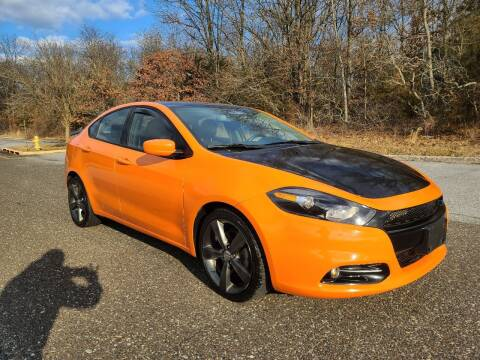 2013 Dodge Dart for sale at Premium Auto Outlet Inc in Sewell NJ