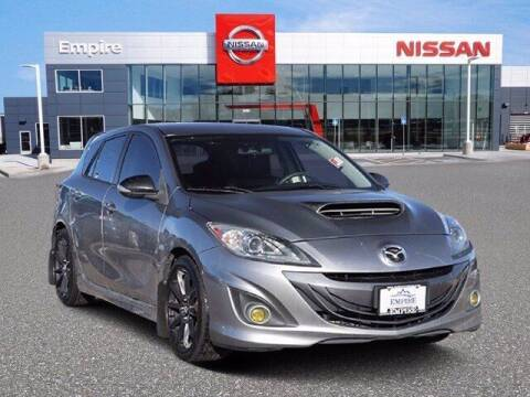 2013 Mazda MAZDASPEED3 for sale at EMPIRE LAKEWOOD NISSAN in Lakewood CO