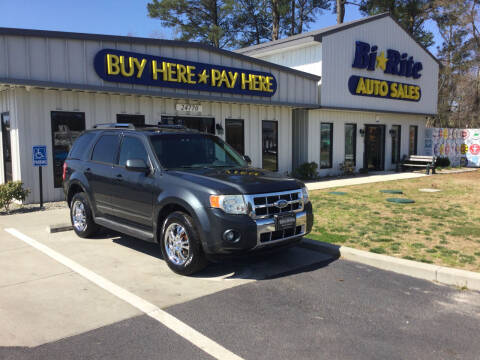 2009 Ford Escape for sale at Bi Rite Auto Sales in Seaford DE