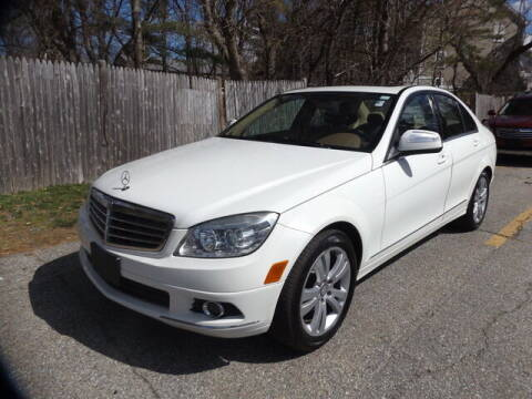 2008 Mercedes-Benz C-Class for sale at Wayland Automotive in Wayland MA