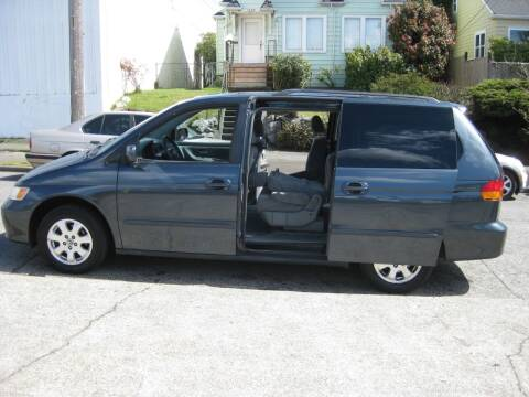 2003 Honda Odyssey for sale at UNIVERSITY MOTORSPORTS in Seattle WA