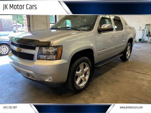2013 Chevrolet Avalanche for sale at JK Motor Cars in Pittsburgh PA