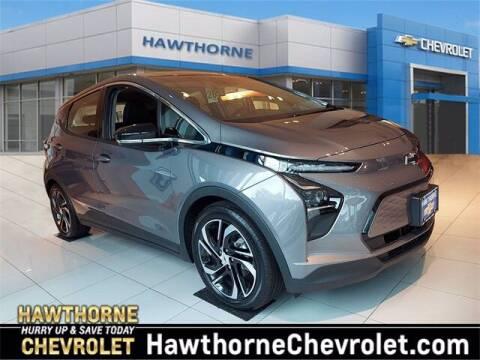2022 Chevrolet Bolt EV for sale at Hawthorne Chevrolet in Hawthorne NJ