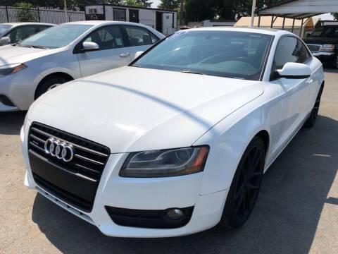 2011 Audi A5 for sale at El Compadre Auto Plaza in Modesto CA