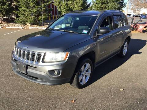 2012 Jeep Compass for sale at Bromax Auto Sales in South River NJ
