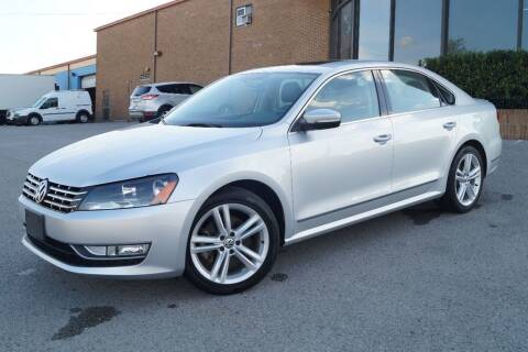 2014 Volkswagen Passat for sale at Next Ride Motors in Nashville TN