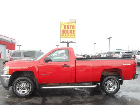 2013 Chevrolet Silverado 2500HD for sale at AUTO HOUSE WAUKESHA in Waukesha WI
